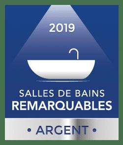Logo salle de bains remarquables 2019