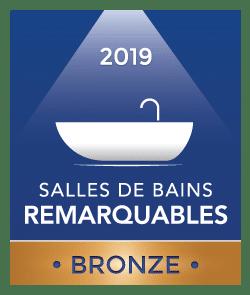 Logo salle de bains remarquables