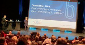 Isabelle Mayeneris à la convention de la Fnas