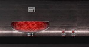 Vasque en verre Scenic Ramada de Glass Dsign