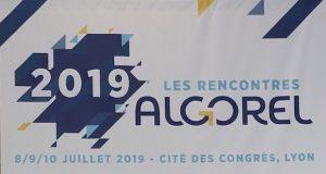 Affiche rencontres Algorel 2019