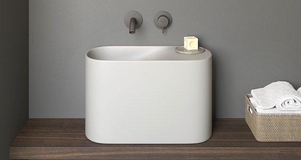 Lave-mains à poser Ptit de Rexa design