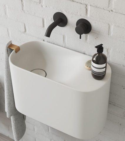 Lave-mains Ptit de Rexa design