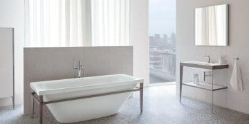 salle de bains xviu de duravit