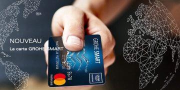 Carte Smart Cash Grohe