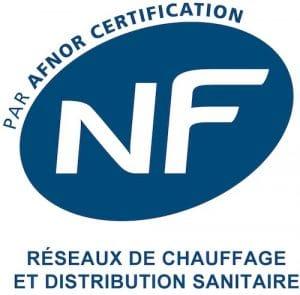 logo marque NF 545