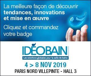 demandez votre pour badge ideobain 2019