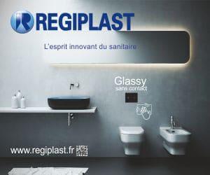 Regiplast sanitaire Glassy
