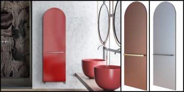 salle de bains avec radiateur loggia de brem