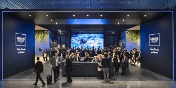 stand grohe à ish 2019