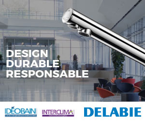 Delabie design responsable durable