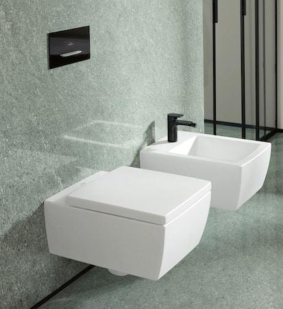 WC et bidet memento 2.0 de Villeroy & Boch