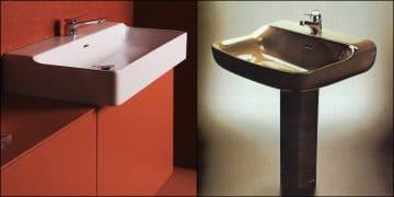 vasques conca d'ideal standard hier et aujourd'hui