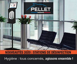 Pelet station de desinfection