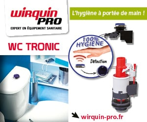 Wirquin pro wc tronic
