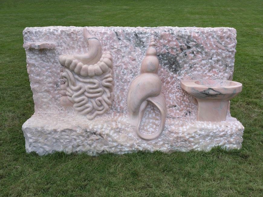 sculpture Deward & Gicquel