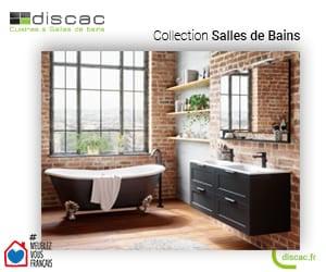 Discac Collections salles de bains