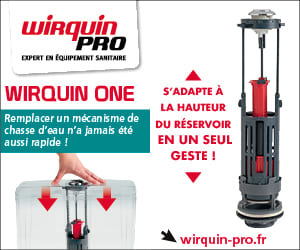 wirquin one chasse d'eau