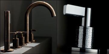 robinet mélangeur Blink de Newform