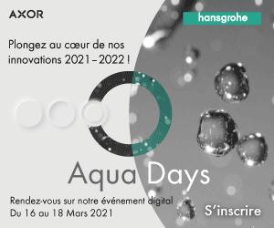 Hansgrohe : Innovation Aqua Days