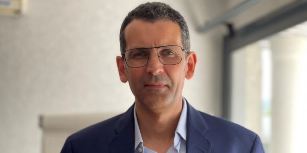 portrait de Saïd Mahmoudi directeur commercial Dubourgel Bemis