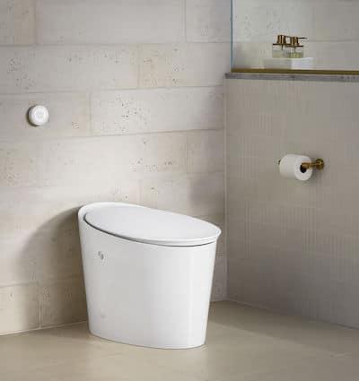 WC ovale sans reservoir Kohler