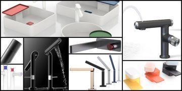 mosaïque de robinets lauréats des IF Design Awards 2021