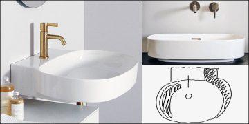 vasque Linda X Ideal Standard