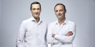 Portrait des deux fondateurs de ManoMano