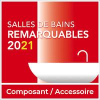 logo produits remarquables de la salle de bains 2021
