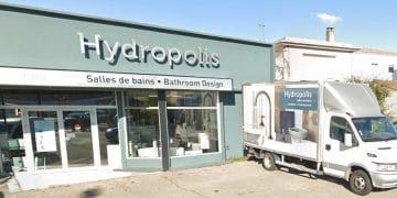 magasin Hydropolis à Avignon